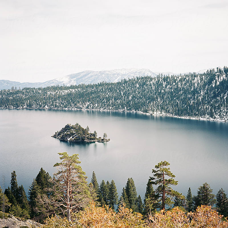 Emerald Bay by Dave Waddell for Stocksy United