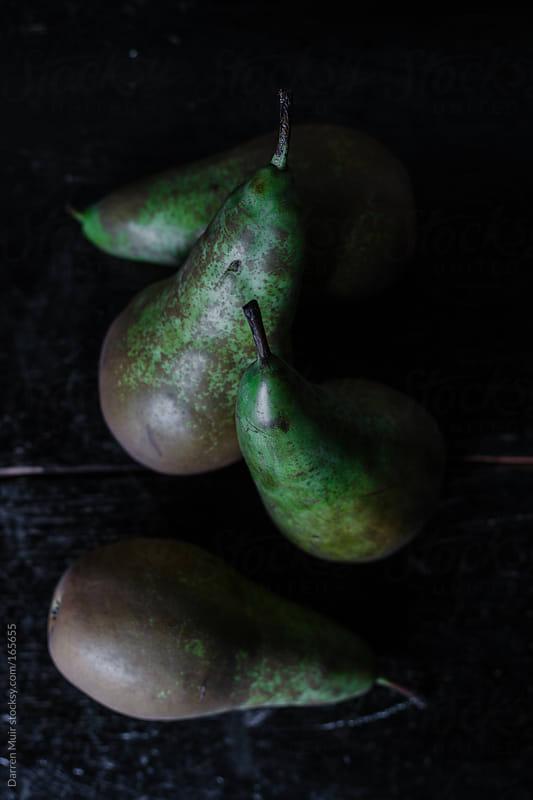 Pear fruit. by Darren Muir for Stocksy United