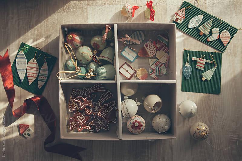 Christmas Decoration by Lumina for Stocksy United