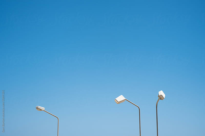 Street Lights by Sam Burton for Stocksy United