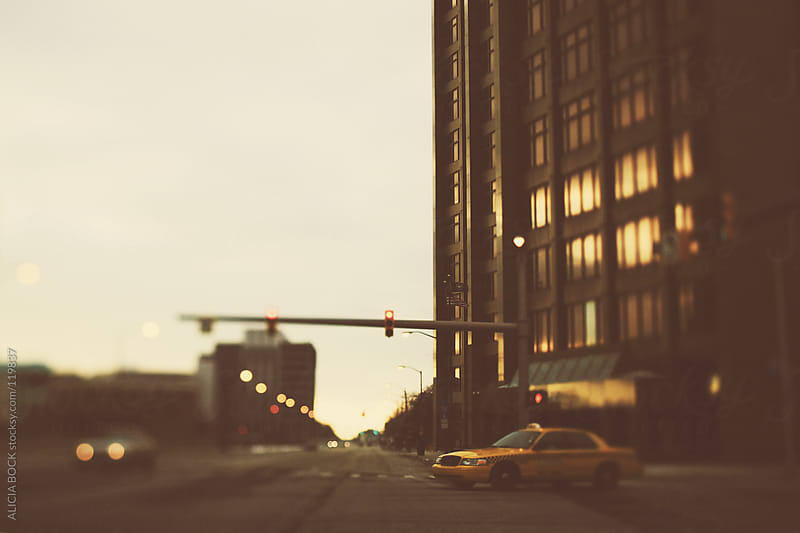 Detroit at Sunset by ALICIA BOCK for Stocksy United