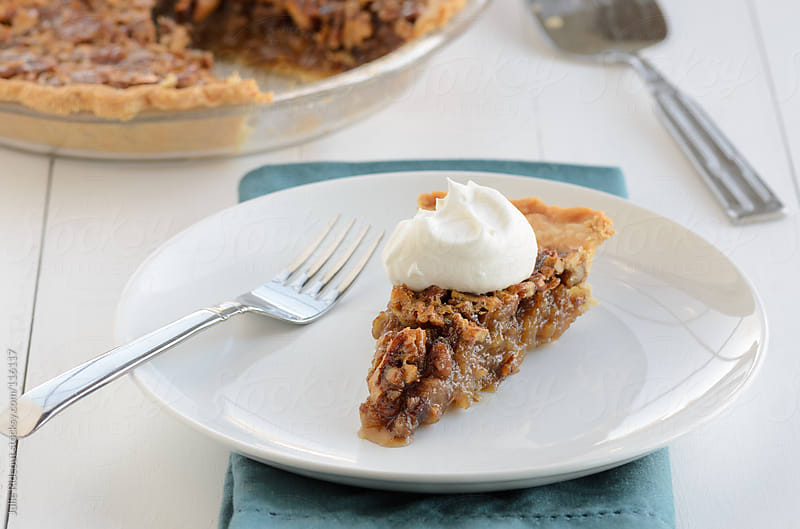 Pecan Pie by Julie Rideout for Stocksy United
