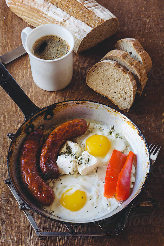 Fresh breakfast by Pixel Stories for Stocksy United
