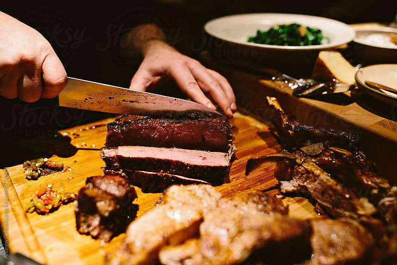 Food - digital file by Andrew Cebulka for Stocksy United