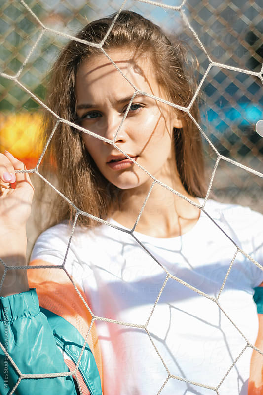Teenage Girl by Milles Studio for Stocksy United
