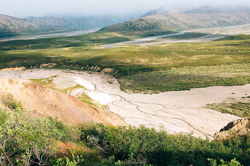Denali Landscape by Luke Mattson for Stocksy United