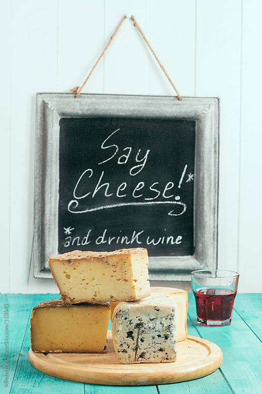 Cheese  by Milena Milani for Stocksy United
