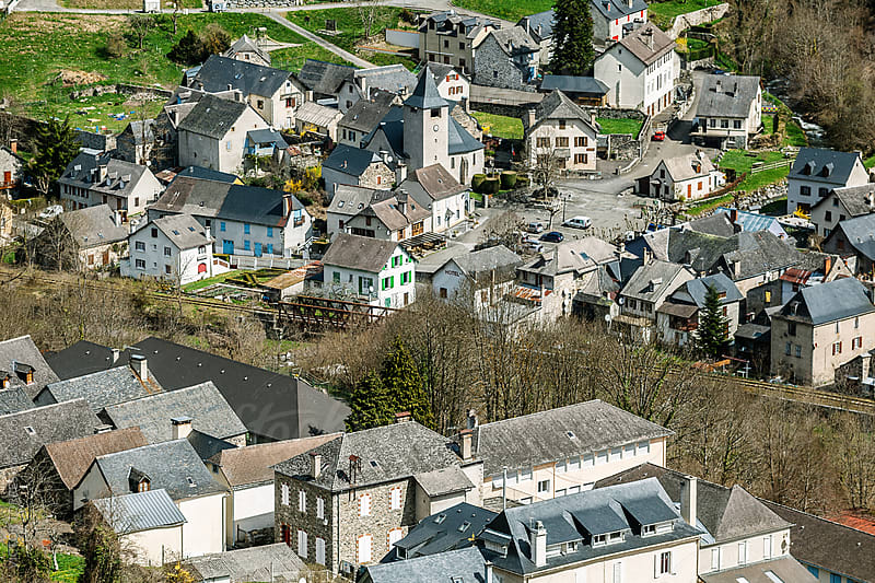 Borce Village, France by Victor Torres for Stocksy United