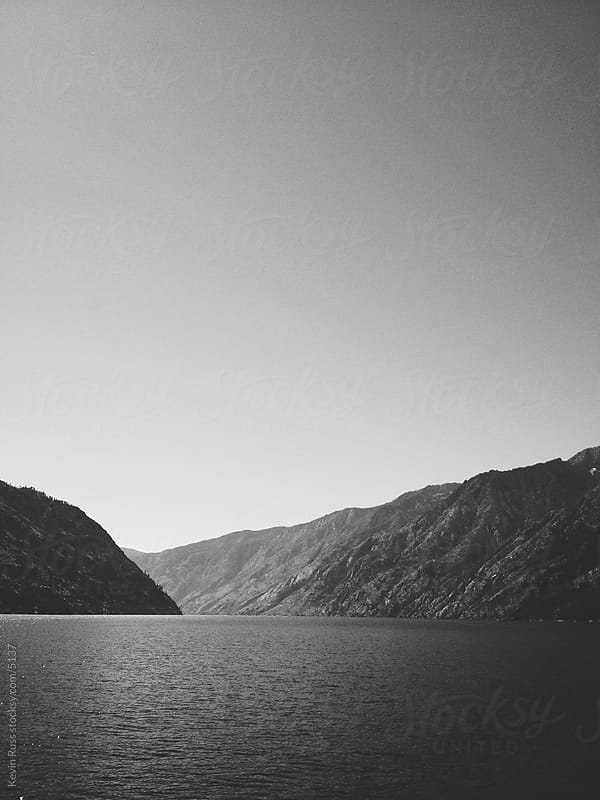 Lake Chelan by Kevin Russ for Stocksy United