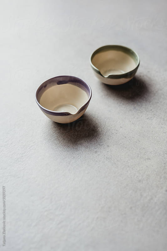 Cermaic bowls by Tatjana Ristanic for Stocksy United