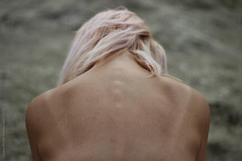 Girl's back by Jovana Rikalo for Stocksy United