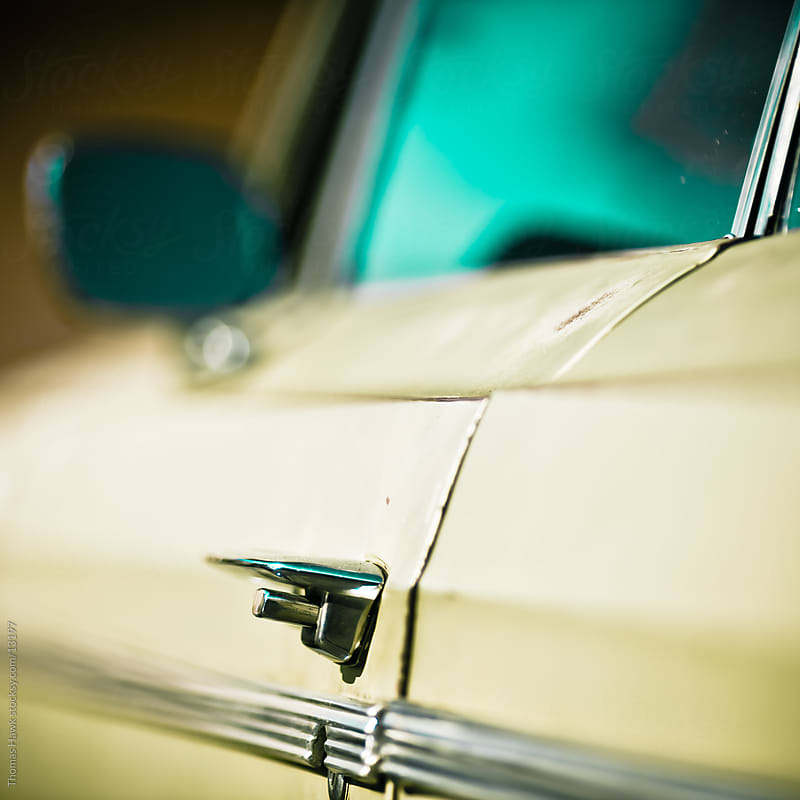 American Car by Thomas Hawk for Stocksy United