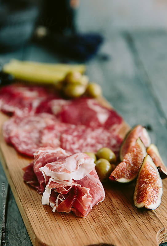 Anti-pasti by Helen Rushbrook for Stocksy United