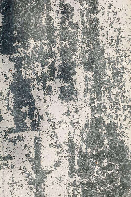 Old metal texture by Aleksandar Novoselski for Stocksy United