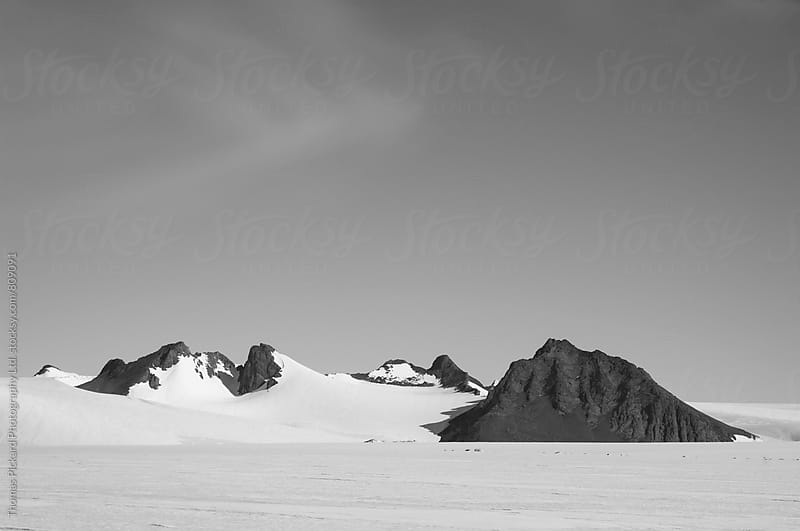 South Masson Range, Framnes Mountains, Antarctica. by Thomas Pickard for Stocksy United