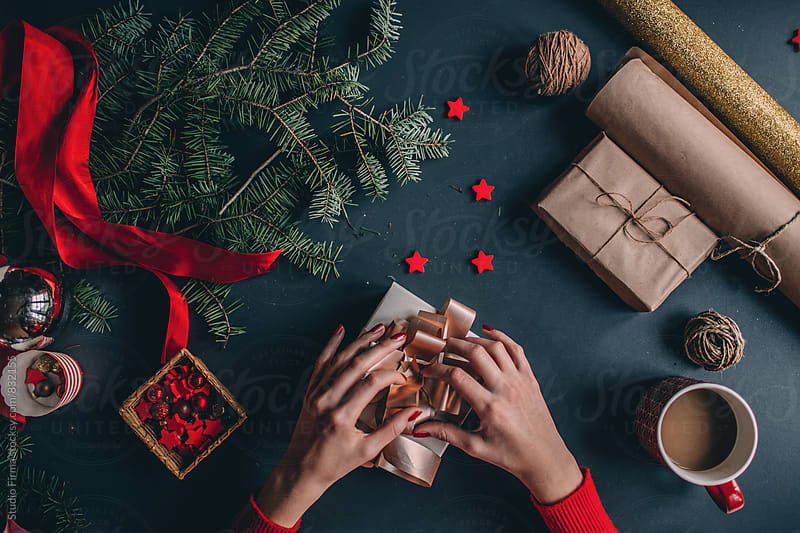 Christmas Table by Studio Firma for Stocksy United