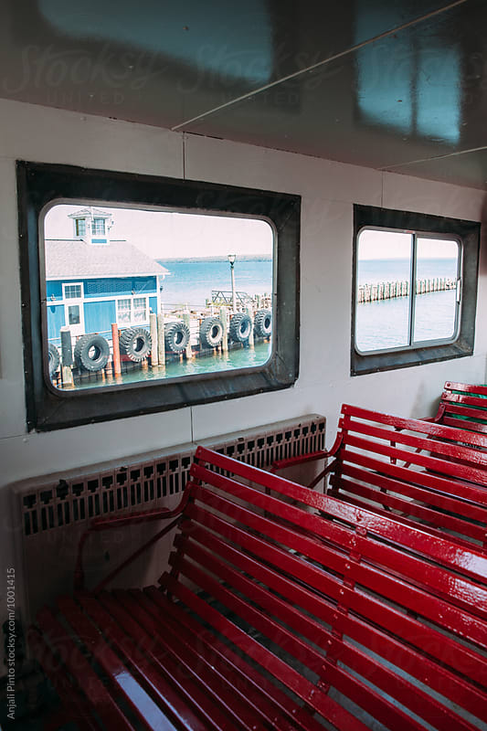 Ferry to Madeline Island by Anjali Pinto for Stocksy United