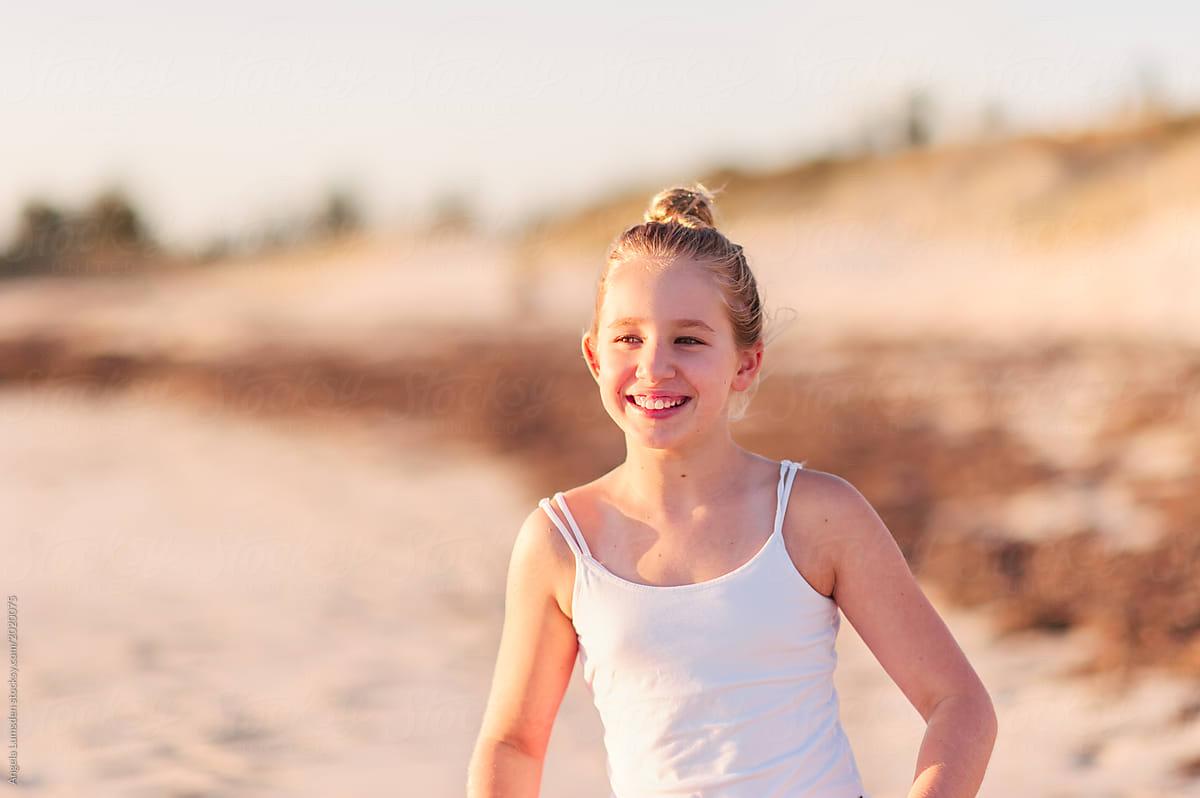 Teen pics beach Best Celebrity
