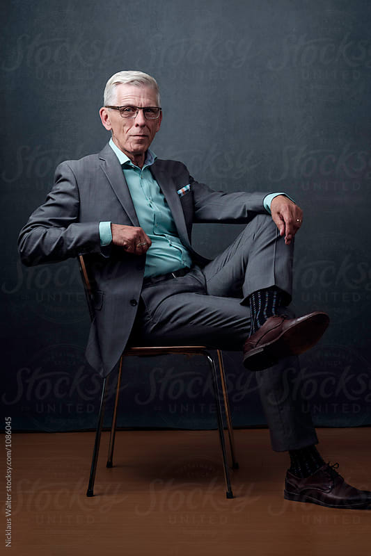 Handsome Businessman by Nick Walter for Stocksy United