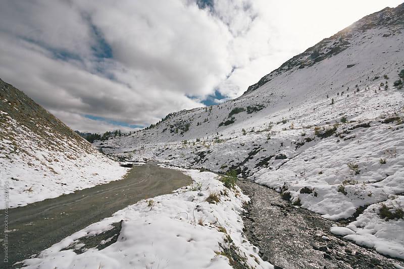 Alpine River by Davide Illini for Stocksy United