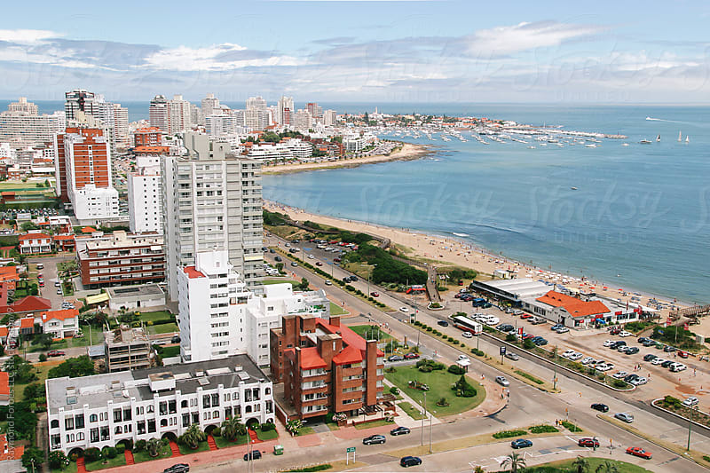 Punta Del Este, Uruguay by Raymond Forbes LLC for Stocksy United