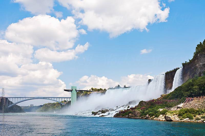 Niagara Falls by Joselito Briones for Stocksy United