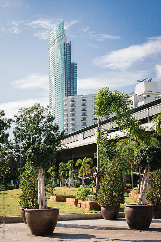 Architecture in Bangkok by Mauro Grigollo for Stocksy United