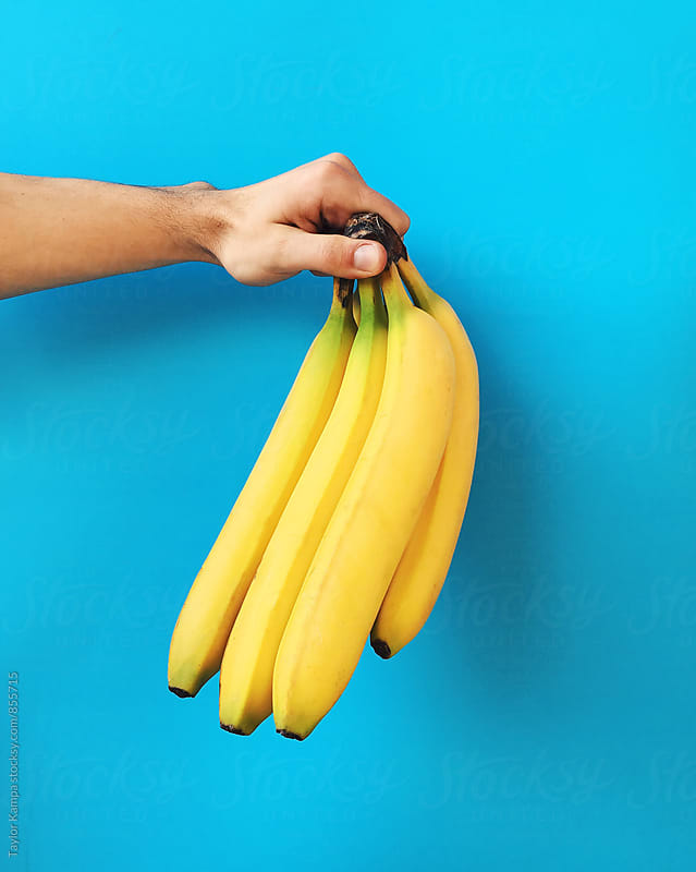 Here's Some Bananas by Taylor Kampa for Stocksy United