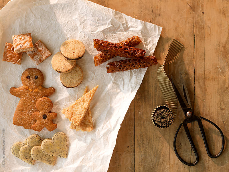 Holiday Baking by Jill Chen for Stocksy United