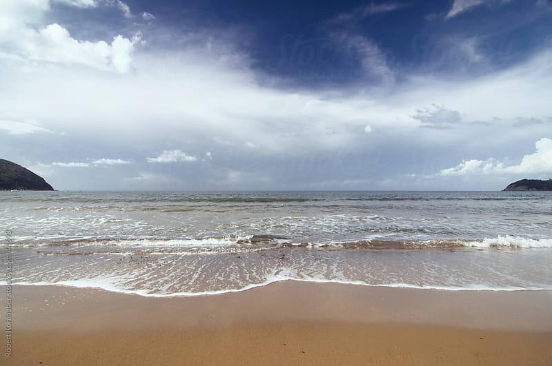 Beach on italian coast by Robert Kohlhuber for Stocksy United