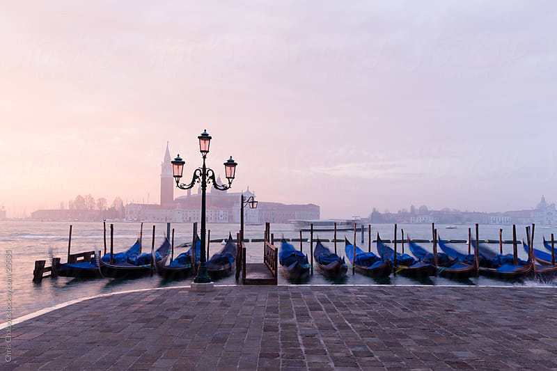 Venice Mornings by Chris Chabot for Stocksy United