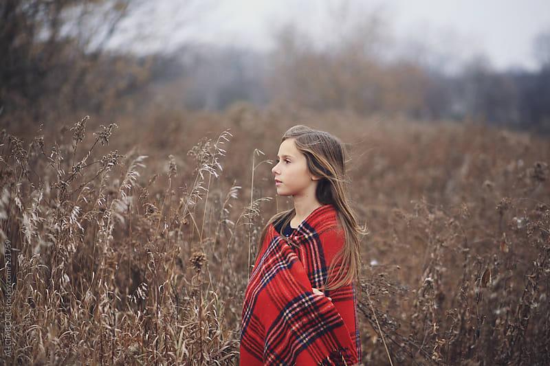 Girl In Nature by ALICIA BOCK for Stocksy United