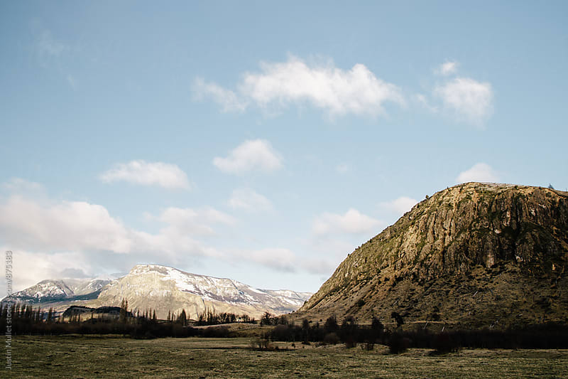 Beautiful landscape in Patagonia Chile by Justin Mullet for Stocksy United