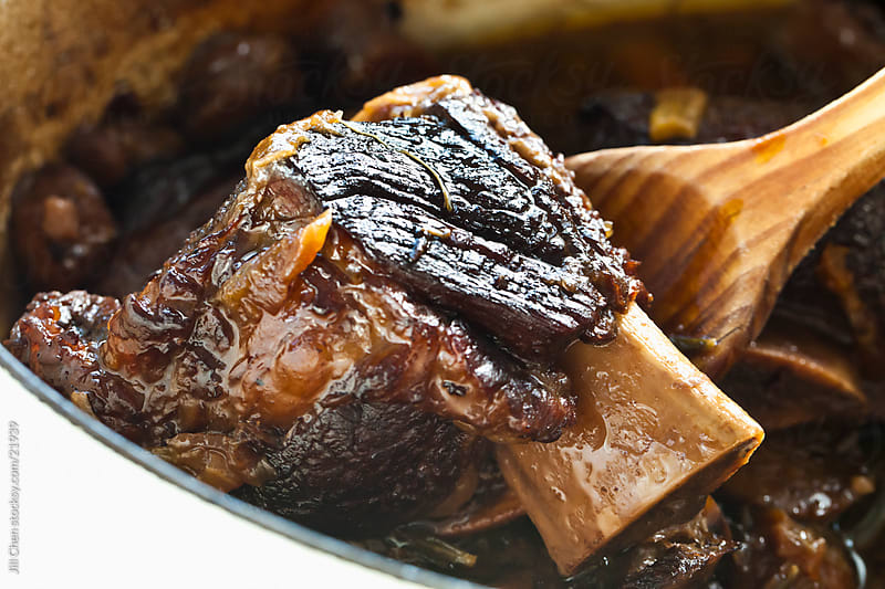 Short Beef Ribs by Jill Chen for Stocksy United