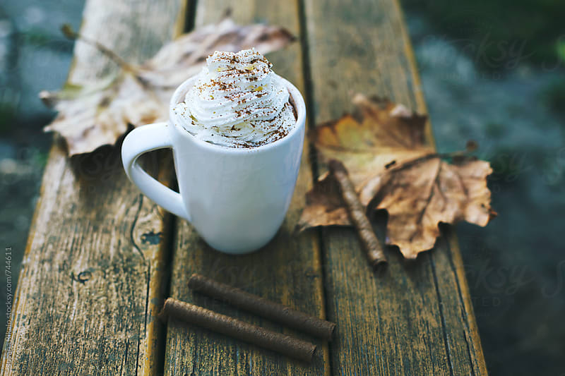 Hot Chocolate by Jovana Rikalo for Stocksy United