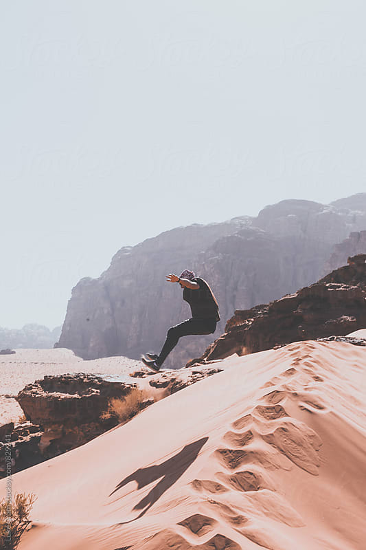 Wadi Rum Jordan by Luke Gram for Stocksy United