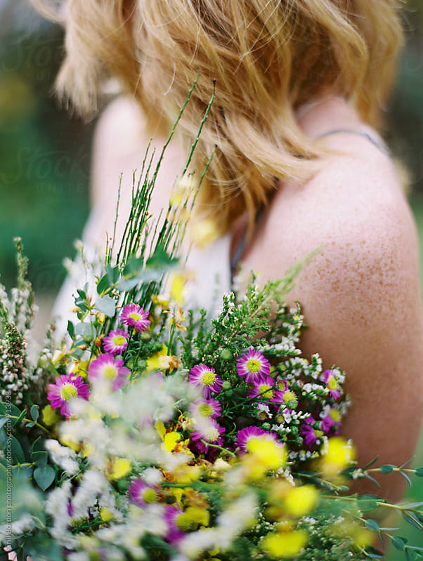 wild flowers by Kirill Bordon photography for Stocksy United