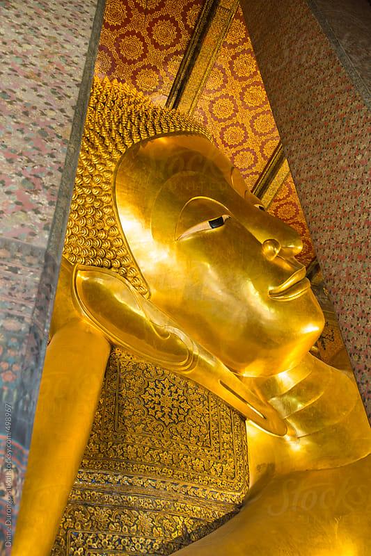 Golden Buddha by Diane Durongpisitkul for Stocksy United