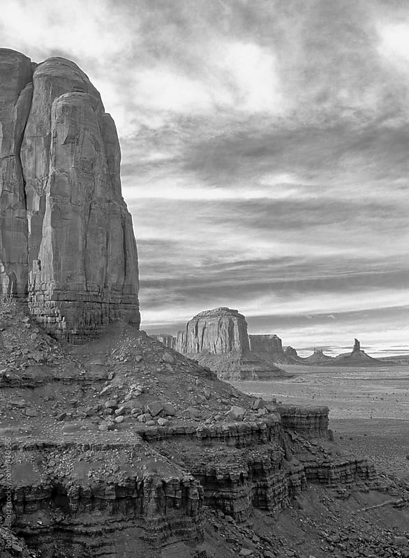 Monument Valley, Arizona by Ron Mellott for Stocksy United