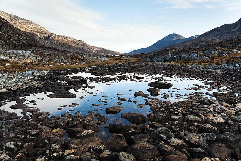 A barren landscape by Jonatan Hedberg for Stocksy United