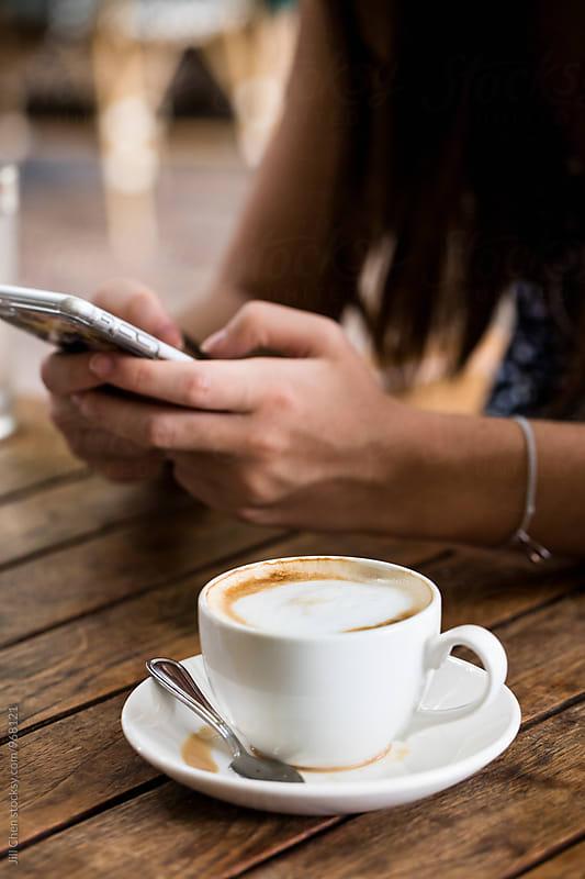 Coffee Break by Jill Chen for Stocksy United