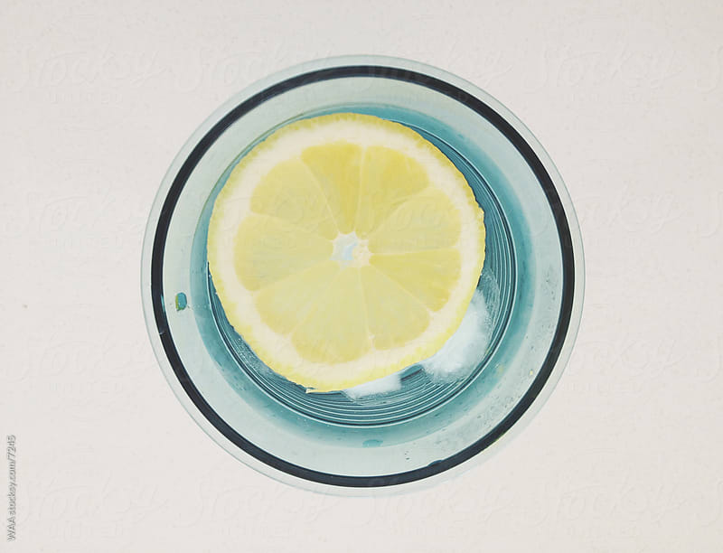 Lemon Water by WAA for Stocksy United