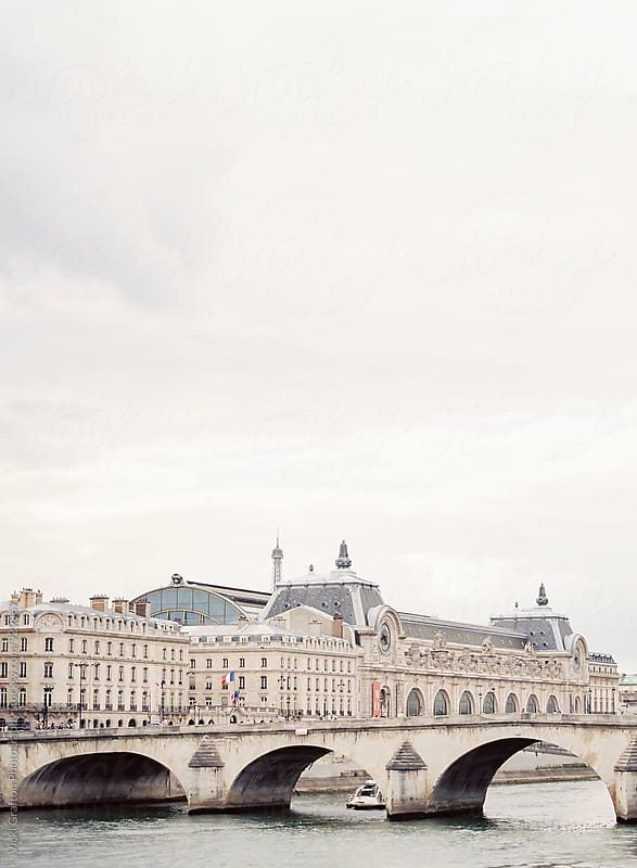 Paris France  by Vicki Grafton Photography for Stocksy United
