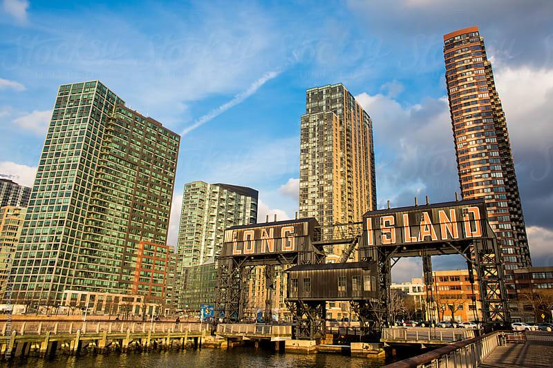 Long Island City, New York by Thomas Hawk for Stocksy United