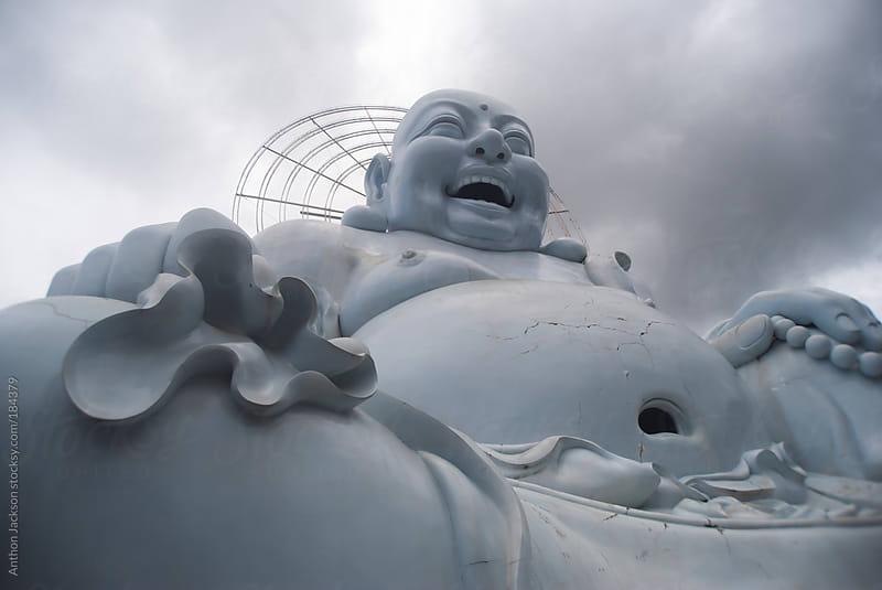 Dalat Buddha by Anthon Jackson for Stocksy United