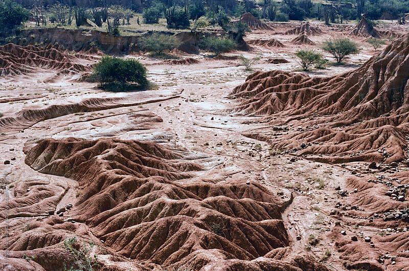 Desert Tatacoa in Colombia by Lyuba Burakova for Stocksy United