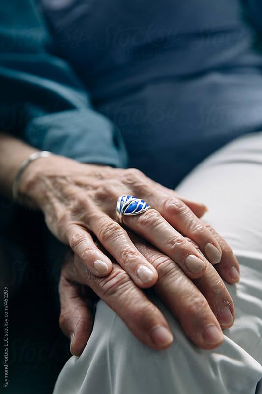 Senior Hands by Raymond Forbes LLC for Stocksy United