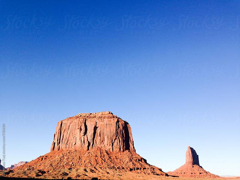 Monument Valley by Tommaso Tuzj for Stocksy United