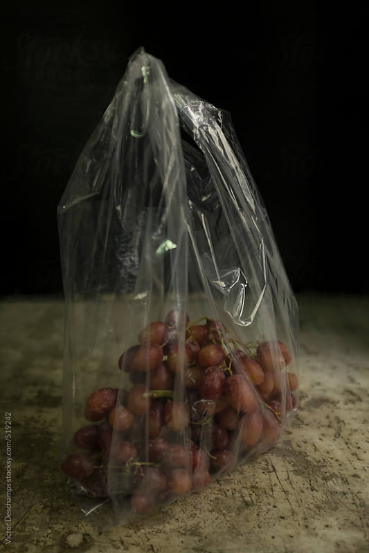 Grapes by Victor Deschamps for Stocksy United
