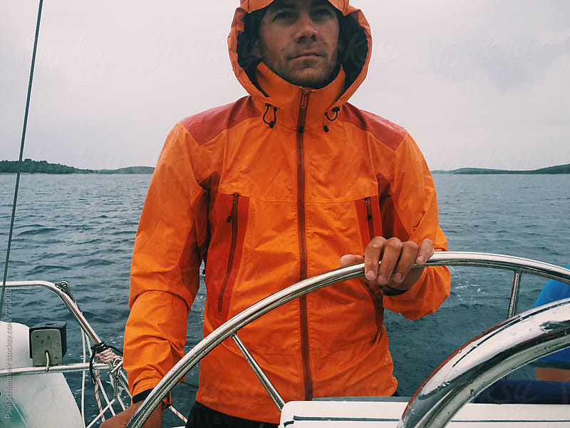 helmsman by Paul Schlemmer for Stocksy United